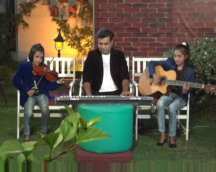 Musical Program | Sur Safari with Junaid Khan | Songs | 17th October 2020 | K2 | Kay2 TV